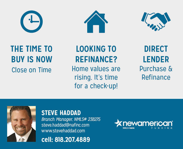 Steve Haddad | New American Funding